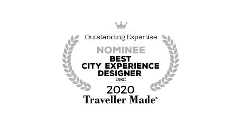 Luxury Travel Industry Award 2020 - SpainTOP nominated