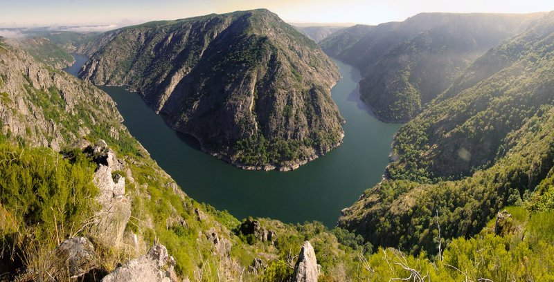 Ribeira Sacra, well-kept secret and new candidate for the UNESCO World Heritage